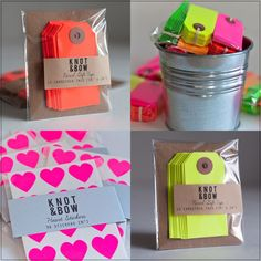 Neon Paper Party Goods