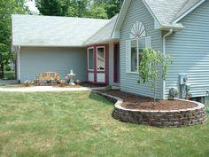 Front Yard Landscape Designs in MA Decorative Landscapes Inc