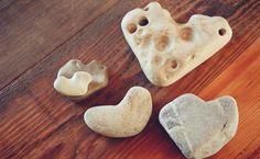 heart shaped rocks Heart Shaped Rocks, Heart Shapes, Hearts, Vintage, Decor, Style, Swag, Decoration, Vintage Comics