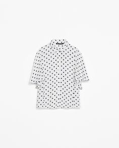 SHIRT WITH WIDE SLEEVE - Shirts - TRF - SALE | ZARA Canada Ref. 8342/012 45.90 CAD OUTER SHELL 100% POLYESTER