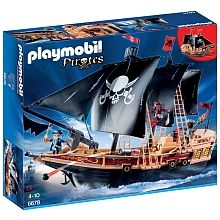 Playmobil - Bateau pirates des ténèbres - 6678
