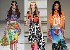 10 Tendencias de moda para la primavera verano 2015 que llegan pisando fuerte