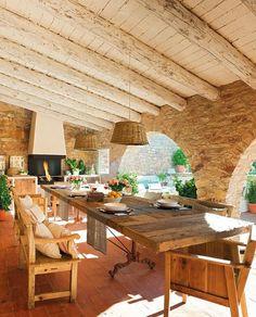 Spectacular Spanish home in the Costa Brava region.