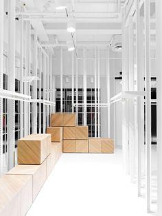 Frame Magazine / Guise Architects - Brendan Austin: Studio