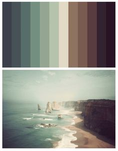 Would make for nice quilt colours Color Palette - Paint Inspiration- Paint Colors- Paint Palette- Color- Design Inspiration Colour Pallette, Color Palate, Earth Colour Palette, Purple Color Palettes, Design Seeds, Colour Board, Color Stories, Color Swatches, Color Theory