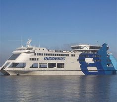 * Ferry Buquebus - Travessia de carro entre Colonia del Sacramento/Montevideo e Buenos Aires (Rio de La Plata / Rio da Prata)