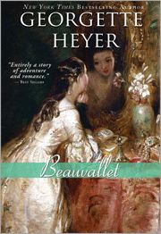 Though Georgette Heyer wrote dozens of historical novels, she only wrote one set in the Elizabethan period. Today, Regency romance author, Mary Moore, tells us why she enjoyed this novel, even though it is not set in our favorite period. In addition, she explains why this novel is unlikely to meet most publishers' criteria for a romance in the twenty-first century. And yet, she found it quite the page-turner. Have you read Beauvallet? If so, do you agree with Mary?