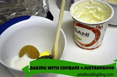 Diary of a Semi-Health Nut  Food   Fitness   Semi-Healthy Baking: {TMT #5} How To: Chobani Recipes + Giveaway!