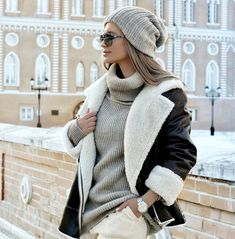 Winter Fashion Outfits 2020 – What do I wear for winter? Winter Mode Outfits, Winter Fashion Outfits, Look Fashion, Winter Outfits, Womens Fashion, Fashion Trends, Winter Clothes, Luxury Fashion, Winter Looks