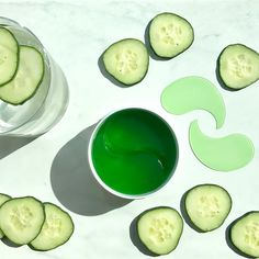 Cucumber De-Tox™ Hydra-Gel Eye Patches - Peter Thomas Roth | Sephora