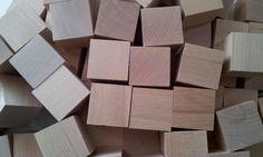 Holzwürfel 50x50x50 mm