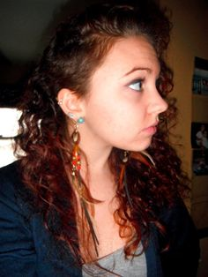 undercut women curly , Google Search