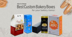 Elegant #bakeryboxpackaging is an amazing choice to present your #bakery items in more professional way to influence more #customers & better way to #increasesales. Learn how to choose best #custombakeryboxes for your #bakeryitems? #bakeryboxes #bakerypackaging #printedbakeryboxes #kraftbakeryboxes #foodboxes #cookieboxes #packaging #printing