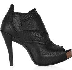 #pedrogarcia, #black, #shoes, #heels