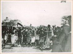Togo : Oti region, Sansanne Mangu