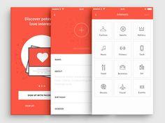 Crescent App  by Lumen Bigott