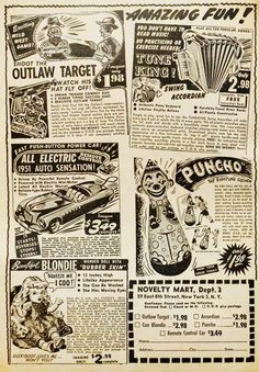 Today\'s Vintage Ad