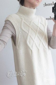 Crochet poncho sweater pattern fall 34 Ideas for 2019 Loom Knitting Projects, Knitting Patterns, Jumper Patterns, Crochet Baby Clothes, Crochet Poncho, Crochet Vests, Knit Fashion, Pulls, Baby Knitting