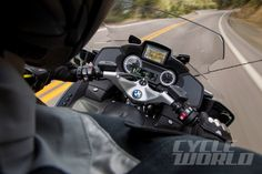 Cycle World - BEST SPORT-TOURING BIKE: BMW R1200RT