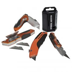 Today, the Klein brand is the preferred hand tool in the electrical industry, as well as one of the leading brands in the maintenance, construction and industrial trades. Klein Tools, Hand Tools, Home Depot, Knives, Medical, Kit, Medicine, Knife Making, Knifes