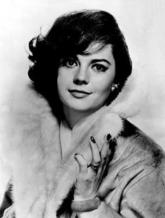 Nathalie Wood #hollywood #classic #actresses #movies