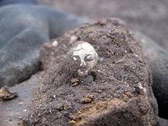 Valkyrie figurine found in Danish soil