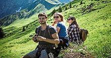 Wandern Adelboden, Paradise, Switzerland, Hiking