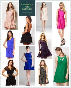 REVEL Picks: Feminine Party Dresses
