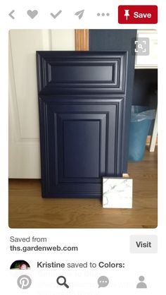 Cabinet Makeover, Oak Cabinets, Tall Cabinet Storage, Furniture, Color, Ideas, Home Decor, Decoration Home, Room Decor