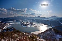 Lake Ok-jeong (옥정호), Korea