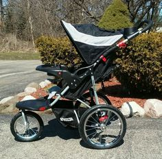Baby Trend EXPEDITION LX Jogging Stroller #BabyTrend