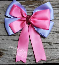Fairy Godmother hair bow Cinderella disney princess inspired hair clip