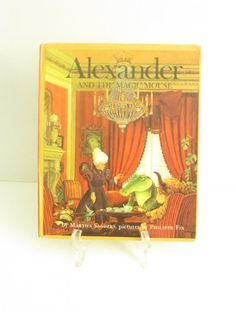 Vintage   Alexander and the Magic Mouse  Martha by SandyLeesAttic, $75.95