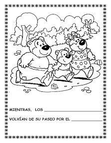 "COSILLAS DE INFANTIL: Cuento: ""Ricitos de Oro y los tres osos"" Book Activities, Snoopy, School, Ideas Para, Fictional Characters, Books, Kids Education, Book, Activity Sheets For Kids"