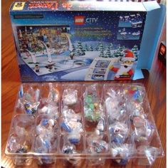 Lego City Advent Calendar - Would need to order soon!