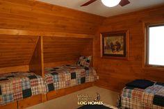 Bunk Room Basement