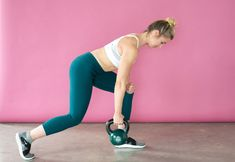 Check off both cardio and strength with one quick and powerful interval workout.