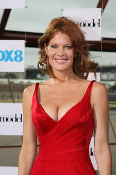Michelle Stafford Joins the Cast of General Hospital as Nina Clay Michelle Stafford, The Ugly Truth, Girl Celebrities, Young And The Restless, General Hospital, On Set, American Actress, Comedians, Redheads