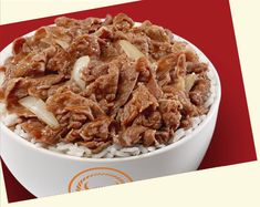 Japanese! Gyudon!! I have to make this for the hubby! He loves it! Hopefully it tastes close to the real thing!