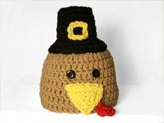 Li'l Pilgrim Turkey baby hat by PinkyRoo on Etsy, ♥ All sizes up to 5T, $19.00 and up.
