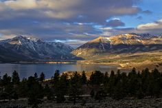 Twin Lakes at sunrise Twin Lakes Colorado, Colorado Homes, Colorado Rockies, Colorado Trip, Mount Elbert, Leadville Colorado, Continental Divide, Nature Scenes, Outdoor Camping