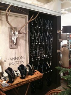 Bet display ever!  Shannon Koszyk Designs - Atlanta Showroom