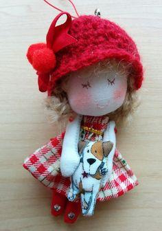 Christmas Mini Doll ⑦