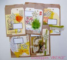 #altered #envelopes #crafts