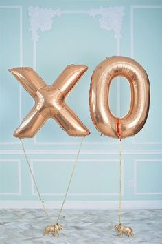 5 Cool Ways to Syle Number Balloons