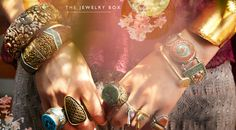 Jewelry from the new August Catalog #freepeople #fashion #jewelry