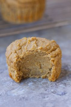 These flourless blender muffins are gluten free, grain free, oil free, dairy free, vegan, refined sugar free, and totally addictive!