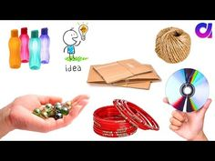 11 New reuse ideas you Must Try | Best out of waste | Artkala 330 - YouTube