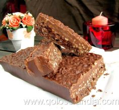 turron de chocolate perfecto fácil y rápida receta casera, paso a paso.  http://www.golosolandia.com/2013/12/turron-de-chocolate.html