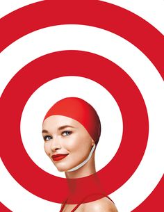 Target's logo is elegantly simple. One dot. One ring. We created a brand campaign that actively deconstructs this iconic graphic identity. Instead of a static symbol, it becomes a rhythmic pattern, and a playful player in the choreography of life. Ad Design, Icon Design, Logo Design, Graphic Design, Branding Design, Cannes Lions, Dragon Rouge, Rhythmic Pattern, Target